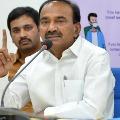 Eatala Rajender replies to JP Nadda comments on corona situations Telangana
