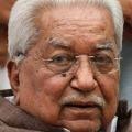 keshubhai passes away