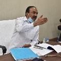 Telangana health minister Eatala Rajendar press meet on corona vaccination