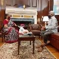 YV Subbareddy met Finance minister Nirmala Sitharaman in Delhi