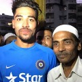 Mohammed Siraj decides to continue with team despite lost his father