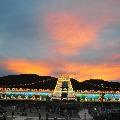 TTD decides to celebrate Brahmotsavam without devotees