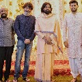 Pawan Kalyan attends to groom making ceremony of Nithin