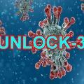 Union govt announces unlock 3
