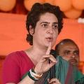 Priyanka Gandhi fires on Mayawati over supporting BJP on border issue