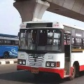 TSRTC Buses will run from 8th june