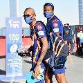 Mumbai Indians won the toss