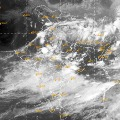 Low pressure area has been formed in Bay of Bengal