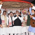 Congress plans to fight in assam assembly polls with another five parties