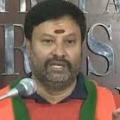 Vijayasai Reddy has no right to continue as Rajya Sabha member says Bhanu Prakash Reddy