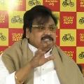 Varla Ramaiah comments on Nimmagadda Ramesh Vs govt
