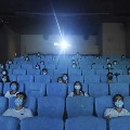 Cine Theaters opened in China as corona impact downed