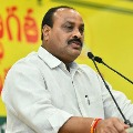 Jagan is expert in deteriorating politics says Atchannaidu