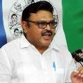 Ambati Rambabu replies to Pawan Kalyan comments
