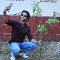 Bigg Boss winner Abhijeet accepts Green India Challenge