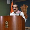 Venkaiah Naidu explains the importance of Ayurveda