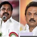 War of words between Palaniswami and Stalin