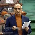 Galla Jaidev raise his voice in Lok Sabha over Bifurcation Act