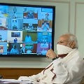 PM Modi chaired all party meet to discuss China issue