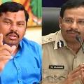 Raja Singhs fresh challenge to CP Sajjanar