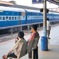 Fake Post on Trains in India
