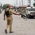 terrorists Attack on Police Near Srinagar