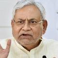 Nitish Kumar resigns