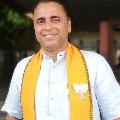 Sunil Deodhar mocks vijaya sai reddy