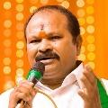Kanna Lakshminarayana fires on Vijayasai Reddy