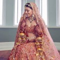 Kajal Marriage Dress 20 Members Crafted 30 days