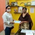 Upasana Konidela adopted an elephant from Hyderabad zoo