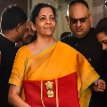 Budget Speach Started by Nirmala Seetaraman