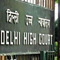 Delhi high court issues notices to YCP and CEC