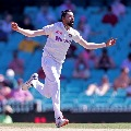 Sachin Tendulker heaps praise on Team India young fast bowler Mohammed Siraj