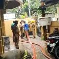 Fire Accident in Chennai Nadigar Sangham Office