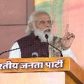 PM Modi says women are the biggest silent voters for BJP