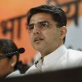 Congress party sacked Sachin Pilot as deputy cm