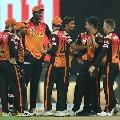 SRH bowlers restrict RCB batsmen for a low score