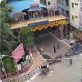 Bonalu started in Telangana without devotees