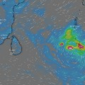 Low pressure area forms in southeast Bay Of Bengal