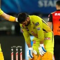 Dhoni Told the Reason Why He Cough Too Much in Stadium