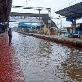 Heavy to heavy rains lashes Hyderabad city
