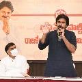next week will decide jana sena candidate for tirupati by poll