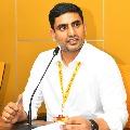 Nara Lokesh demands AP government must help barbers