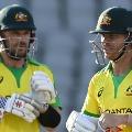 Australian openers scores half centuries in 1st ODI against India