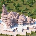 Ayodhya Ram Mandir temple construction works started
