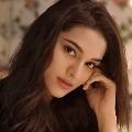 Sai Manjrekar in Allu Arjuns movie
