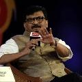 Shivsena MP Sanjay Raut accuses Namaste Trump event caused corona spread in Gujarat and Mumbai