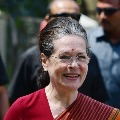 sonia gandhi decided to stay away from birthday celebrations
