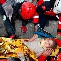 3 year old rescued after 91 hours trapped under rubble in Turkey